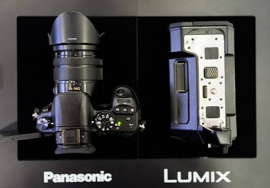 Hands-on preview of the powerful 4K shooting Panasonic GH4! » EOSHD.com