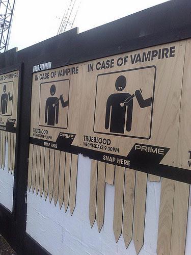 attack of vampires