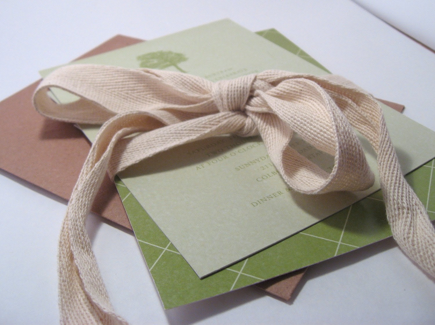 The Orchard Wedding Invitation Suite