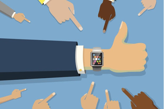 Wearables could compromise corporate data