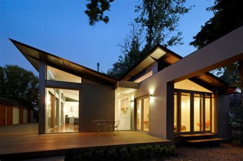 artistic roof design  modern home  home ideas