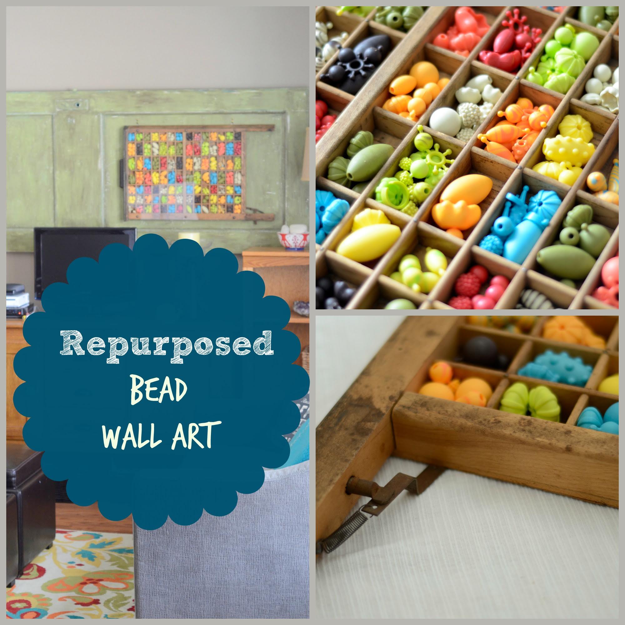 Repurposed-Bead-Wall-Art