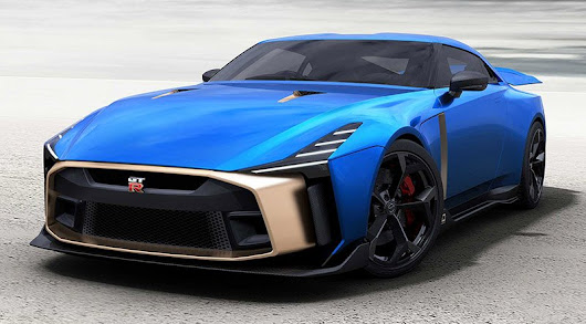 Nissan GT-R50 Unveiled with Eye-watering Price Tag of $1.12 Million - Motoraty