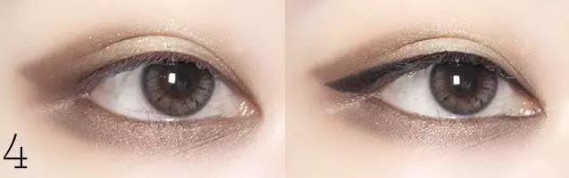 Hướng dẫn chi tiết từng bước một với 4 kiểu eyeline thanh mảnh sắc nét dành cho nàng mới tập tành kẻ mắt - Ảnh 20.
