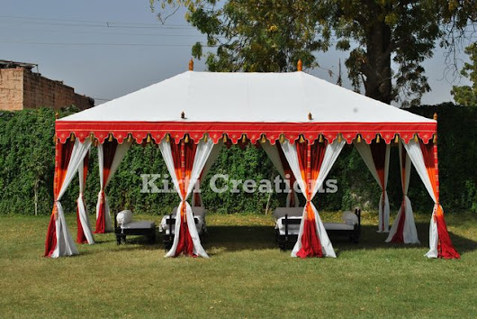 Magica Luxury Tents – Raj Tent