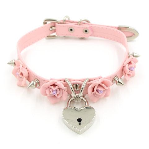Idaicy Briseis Choker Pink