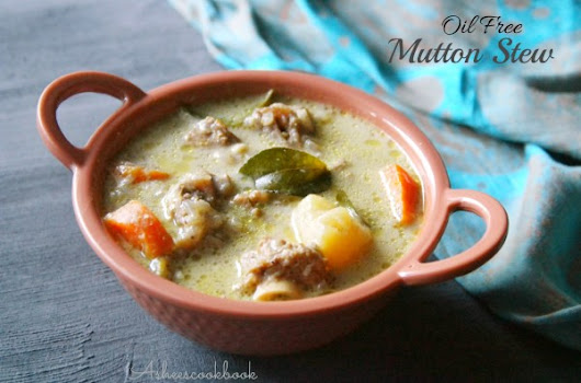 Oil Free Mutton stew