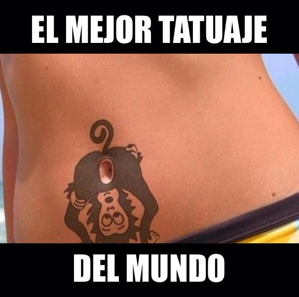 El Mejor Tatuaje Meme Subido Por Eframl Memedroid
