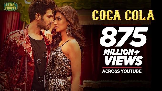 Coca Cola Lyrics Tony Kakkar Tanishk Bagchi Neha Kakkar Bollywood Song
