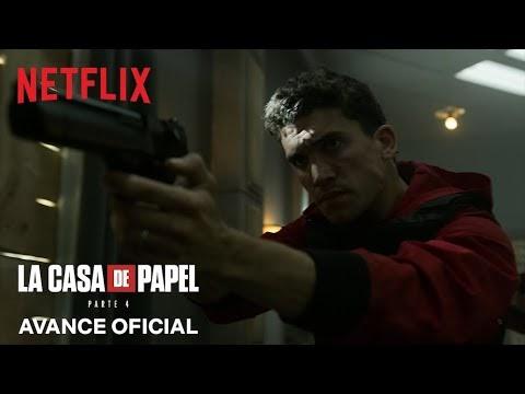 Confira novo Teaser trailer de La Casa de Papel