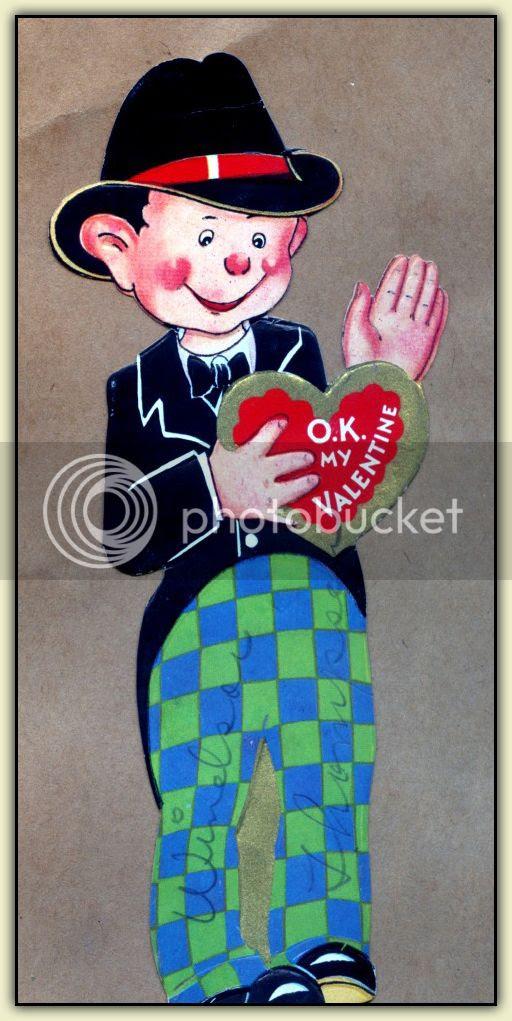 Valentine, circa 1938