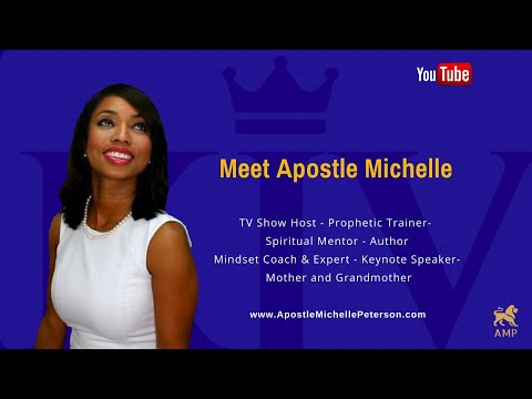 What We Do in Ministry- Apostle Michelle