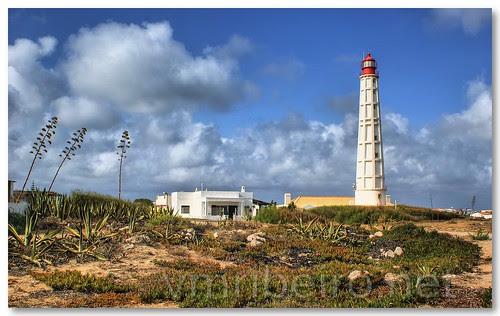 Farol do Cabo de Santa Maria by VRfoto