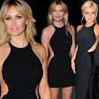 You've missed the boat on that trend: Alex Gerrard steps out Stella McCartney's much worn optical illusion dress