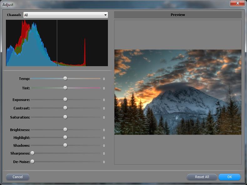 PhotoSun 14 برنامج مجانى وخفيف لتحرير والتعديل على الصور