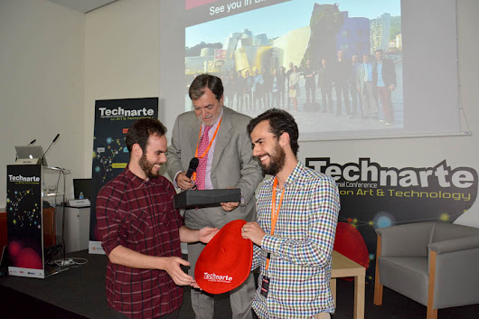 Call for Papers Technarte 2016 in Bilbao