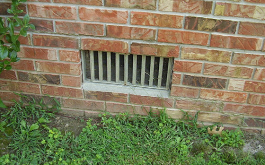 Should I close my crawl space vents in the winter? - My Home Science