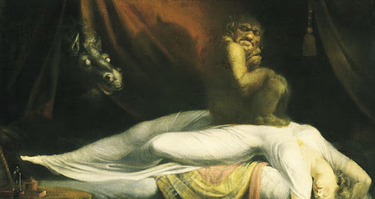 The Old Hag Syndrome Movie: Have You Ever Experienced Sleep Paralysis?