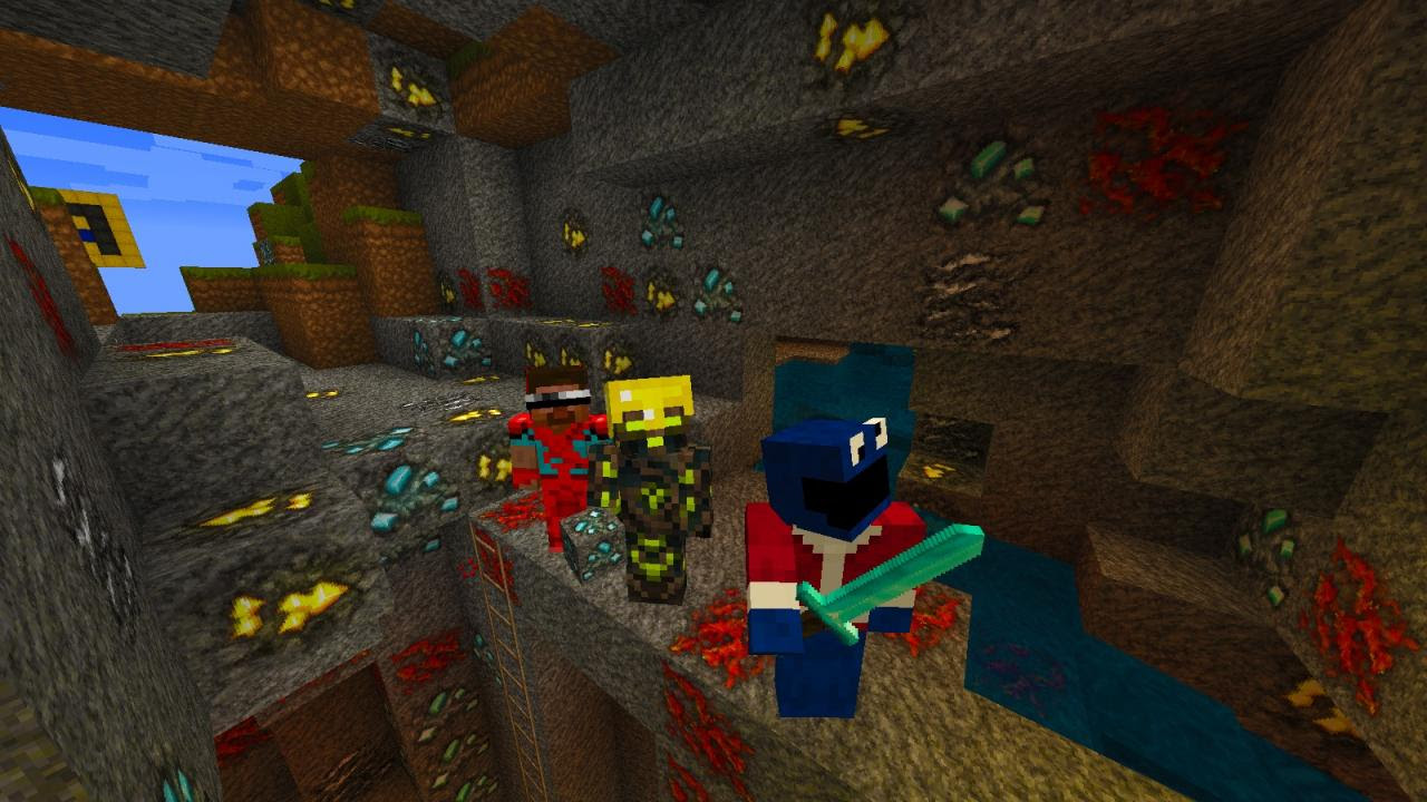 minecraft creative freebuild server