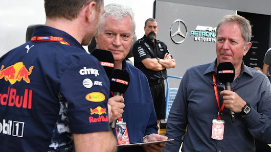 Martin Brundle: A positive start to F1 2017 but also negative concerns