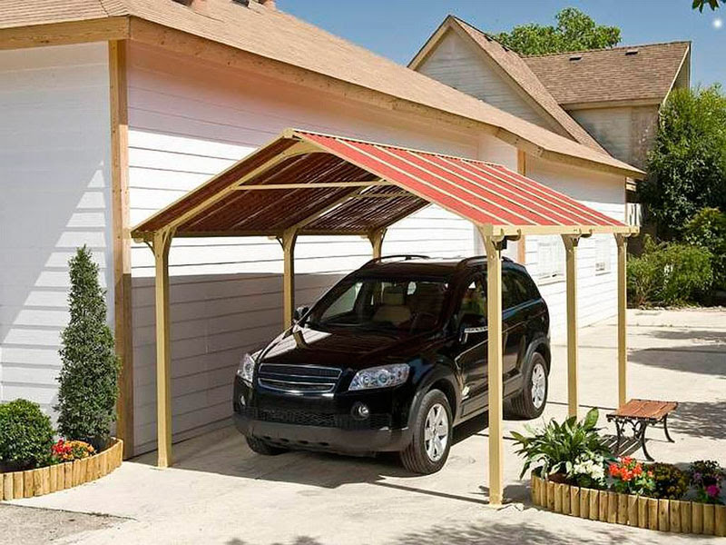 Portable Carports - A Great Solution For Lack Of Storage ...