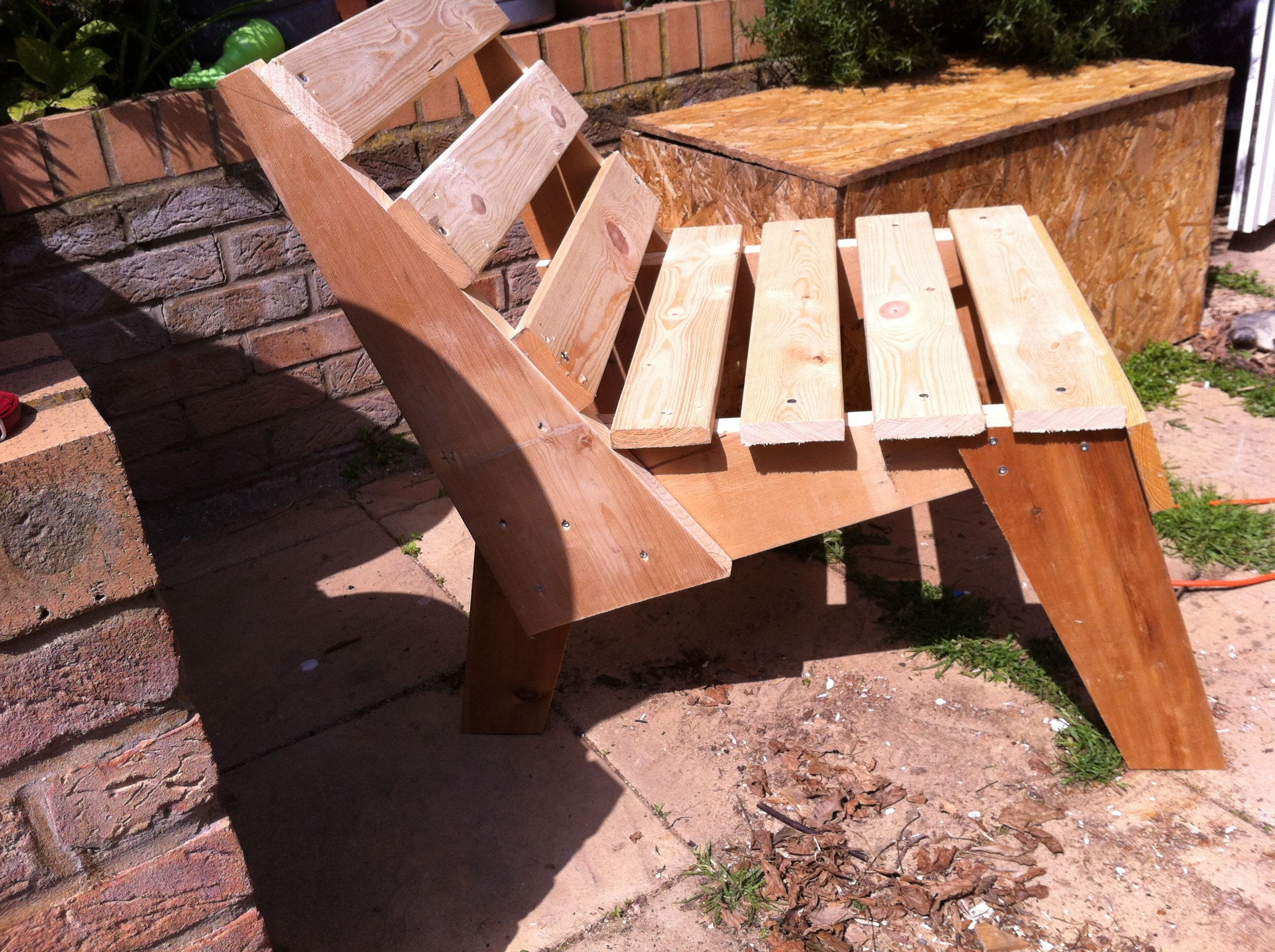 bank holiday scrap wood project   Woodworking   Pinterest