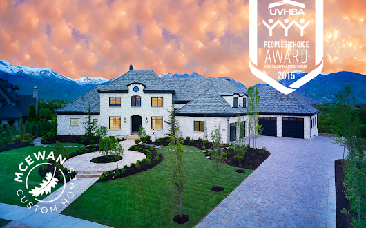 2016 Utah Valley Parade of Homes | Utah Shutters Blog
