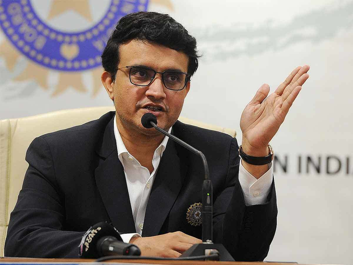 Will host the best T20 World Cup: Sourav Ganguly