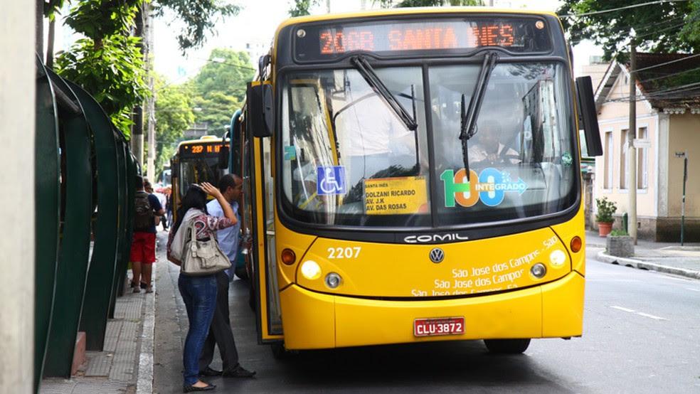 Câmara de São José aprova isenção de imposto às empresas de ônibus (Foto: Antonio Basílio/Divulgação PMSJC)