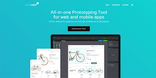 15 Best Free Wireframe & Prototype Tools In 2018