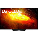 LG Electronics OLED55BXPUA 55 in. BX Series 4K UHD Smart OLED TV