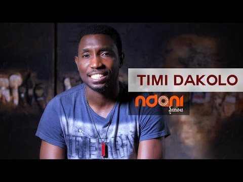 0 VIDEO: Timi Dakolo Belts Iyawo Mi on NdaniTVTimi Dakolo