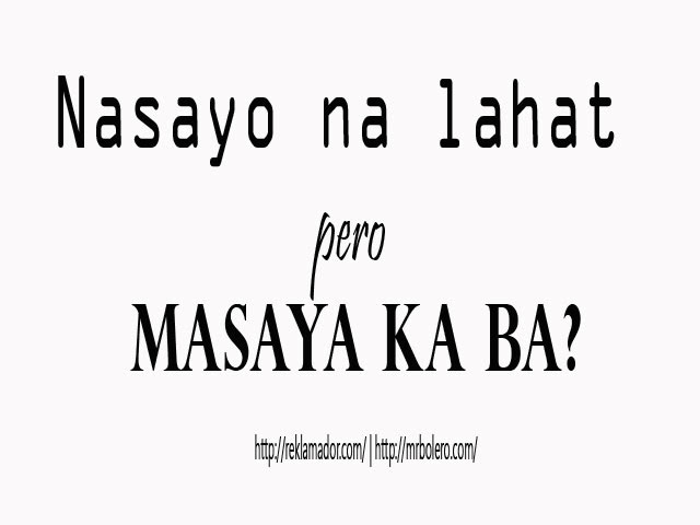 Best Sad Tagalog Quotes Love Collections By Malungkot Com