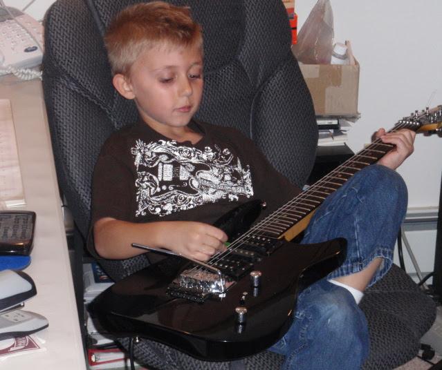 playin' some tunes