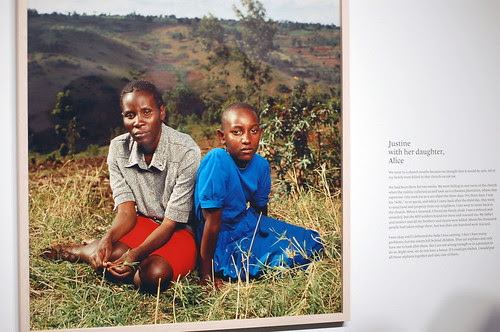 Intended Consequences: Rwandan Children Born of Rape @ Aperture Gallery