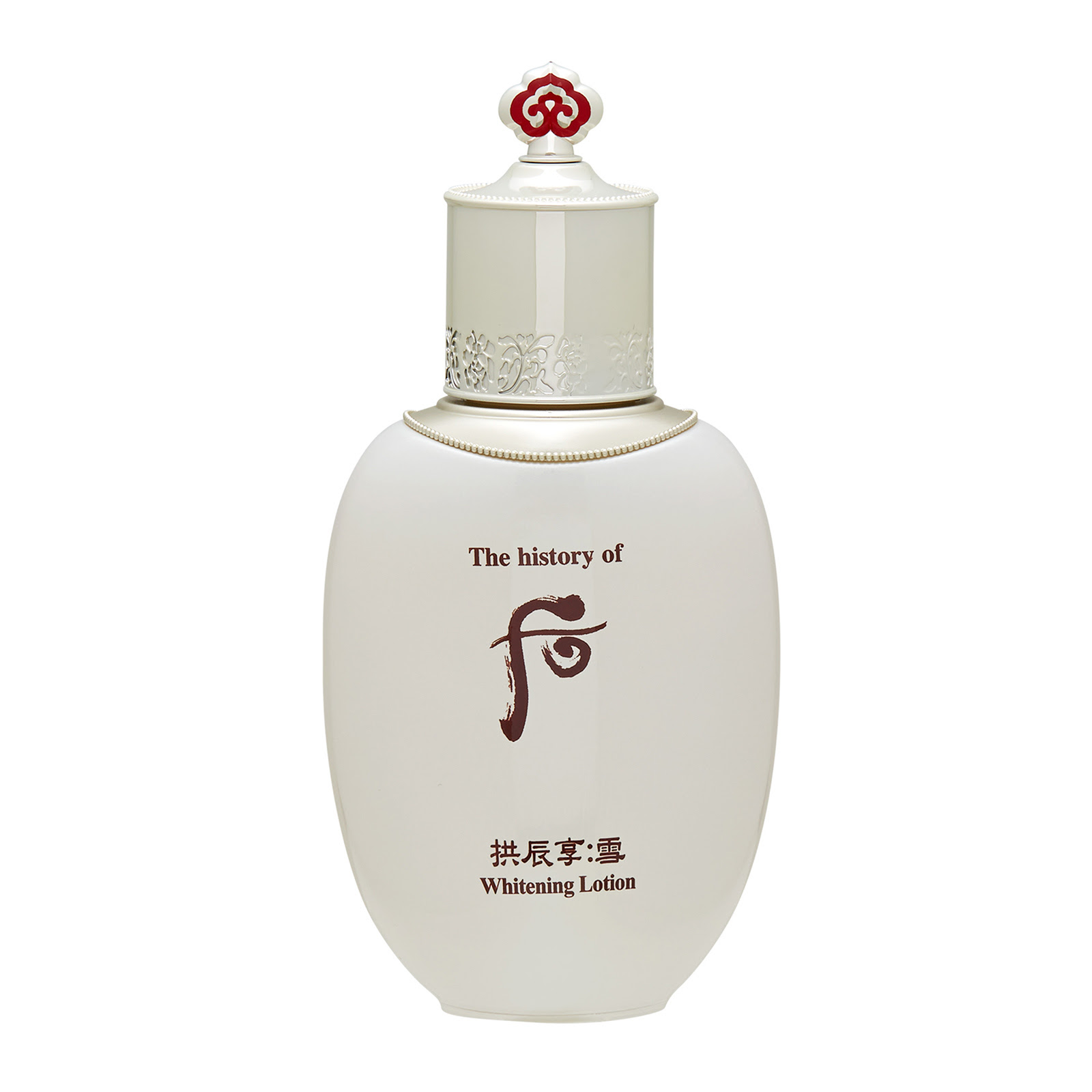 The History of Whoo Gongjinhyang: Seol Whitening Lotion