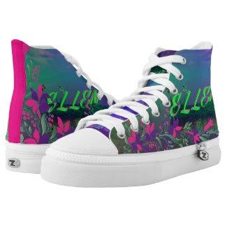 Blox3dnyc.com Lake design Printed Shoes