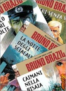 Bruno Brazil – Le storie lunghe