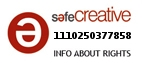 Safe Creative #1110250377858