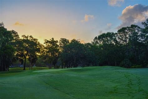 silhouette  man playing golf  sunset  stock