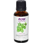 Now Essential Oils, Peppermint - 1 fl oz