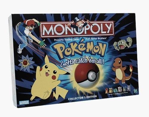 Pokemon Monopoly #Pokemon #Monopoly Pokemon Monopolypokemon cards, pokemon, pokemon backpack, pokemon...