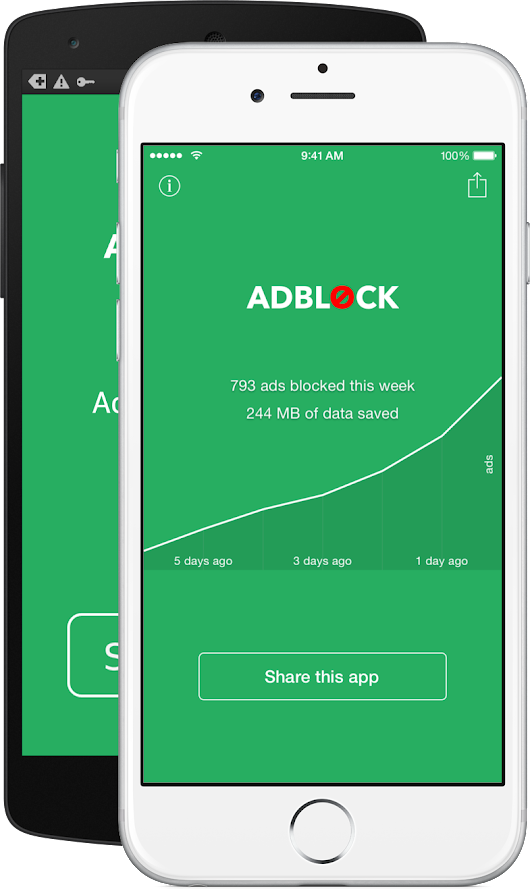 Adblock Mobile — Protect your phone from annoying ads. Best ad blocker to block advertisements on your iPhone and iPad