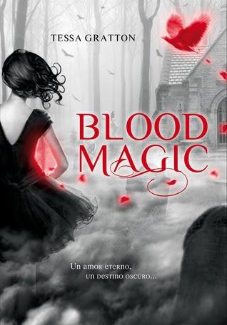 Blood Magic (The Blood Journals I) Tessa Gratton