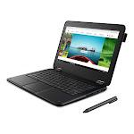 Lenovo 300e (1st Gen) 81FY 11.6″ Convertible Notebook - Celeron N3450 1.1 GHz - 4 GB RAM - 64 GB SSD