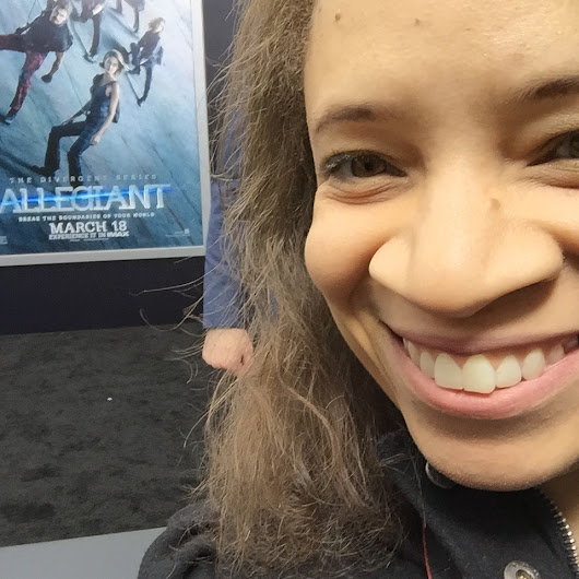 my experience at the AOL Build and Allegiant World Premiere.