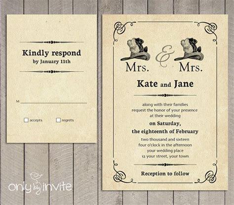 Wedding Invitation For Civil Ceremony   Newpapers.co