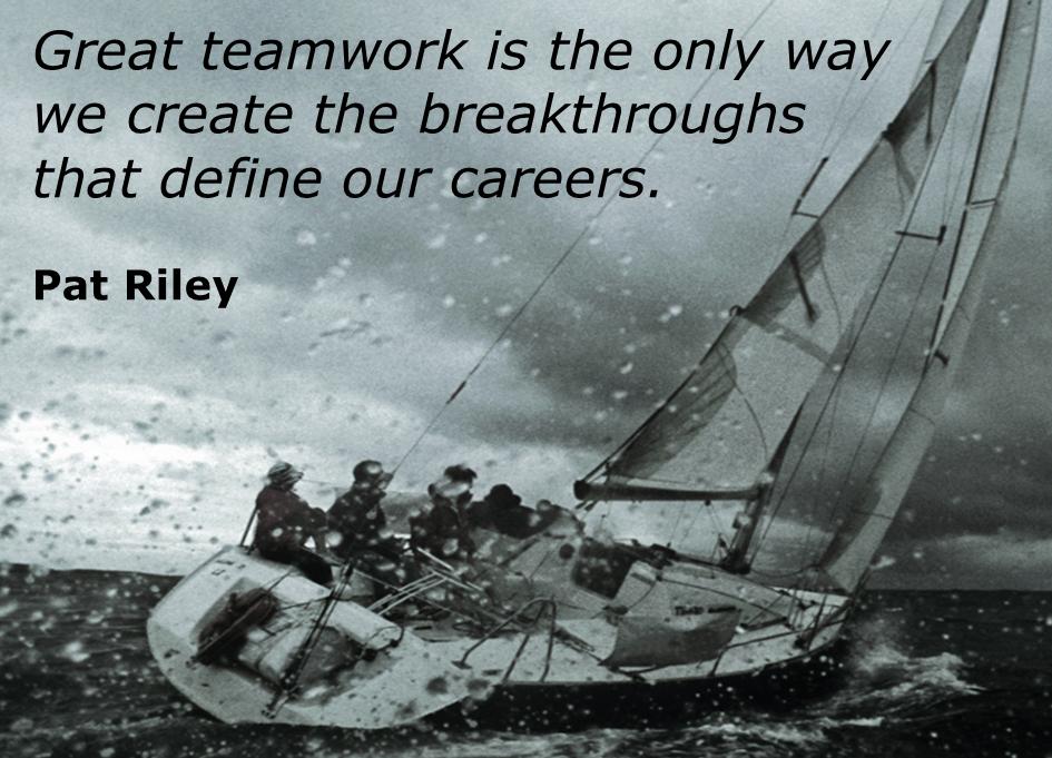 Pat Riley Quotes Teamwork. QuotesGram