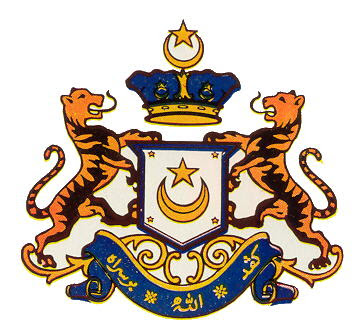 Flag And Coat Of Arms Of Johor transparent background PNG cliparts free  download   HiClipart
