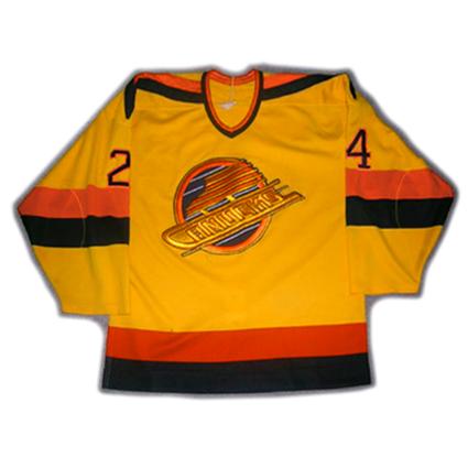Vancouver Canucks 86-87 jersey, Vancouver Canucks 86-87 jersey